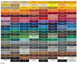 Ral Ncs Tabelle : tabella colori ral ~ Markanthonyermac.com Haus und Dekorationen