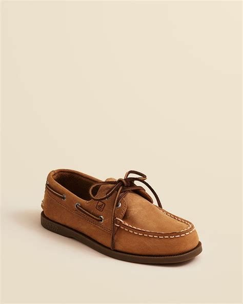 Little Boys Boat Shoes by Sperry Boys Authentic Original Boat Shoe Toddler