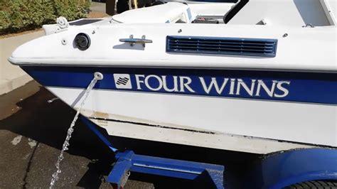 Four Winns Boats Youtube by Four Winns Boat Checking Automatic Bilge Pump 5 25 17