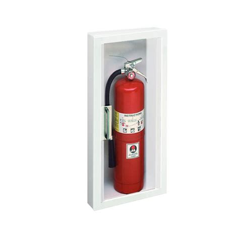 jl panorama 1017c70 semi recessed 10 lbs extinguisher cabinet jli 1017c70 is qs