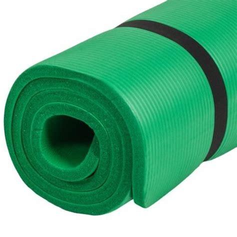 tapis en mousse pour le sport 224 domicile vert prix pas cher cdiscount