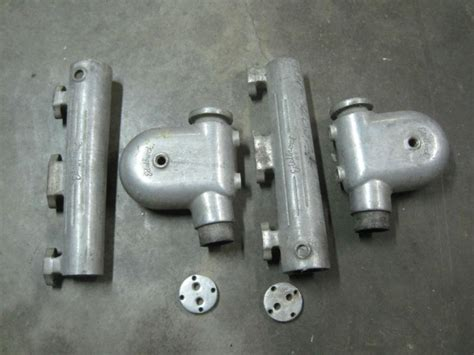 Aluminum Boat Exhaust Manifolds by Purchase Edelbrock Aluminum Marine Boat Exhaust Manifolds