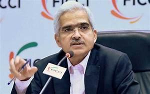 Shaktikanta Das is new RBI Governor