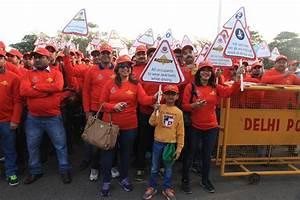 """VARINDIA Vodafone promotes """"Safe Road Safe Delhi"""""""