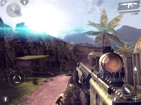 modern combat 4 zero hour for ios and android review