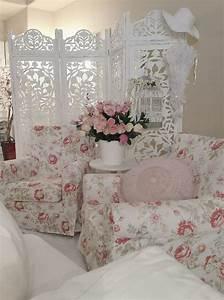 Shabby And Chic : 22 best images about shabby chic room dividers etc on pinterest romantic shabby chic shabby ~ Markanthonyermac.com Haus und Dekorationen