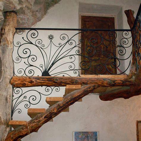 escalier bois fer myqto