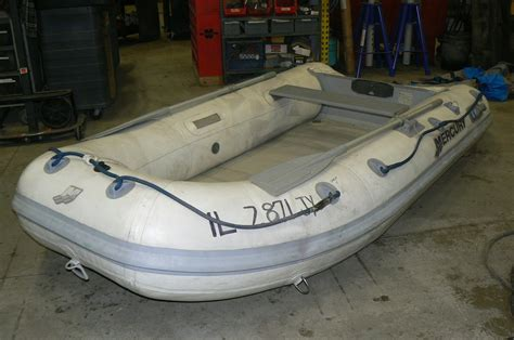 Air Deck Inflatable Boat by Mercury 310 Air Deck 2004 For Sale For 800 Boats From