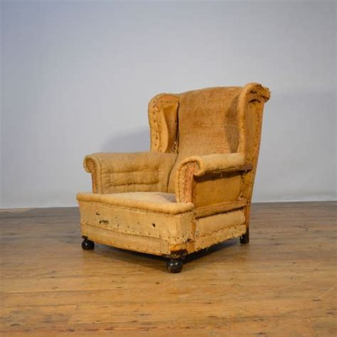 1920's Arm Chair, Reupholstery Included 326480