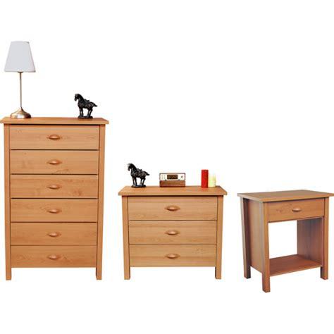 Walmart Dressers And Nightstands nouvelle dresser and nightstand set walmart
