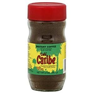 Amazon.com : Cafe' Caribe Instant Coffee Supreme Selection 2oz : Grocery & Gourmet Food
