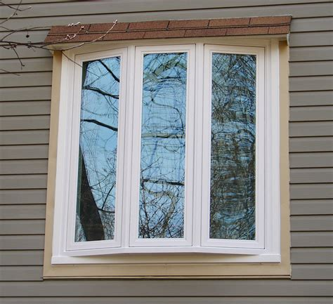 3 Section Bow Window W Shed Roof  Weathermaster Window