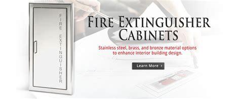 100 semi recessed extinguisher cabinet revit