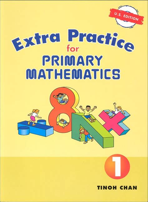 Primary Math Us 1 Extra Practice (030210) Details  Rainbow Resource Center, Inc