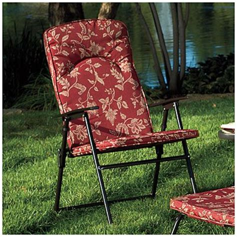 wilson fisher 174 folding padded chair at big lots 29 99