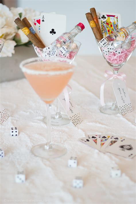 Ladies' Night Party Favors + Cocktail Recipe Northern