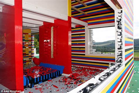 lego house knocked after no one came forward to save it daily mail