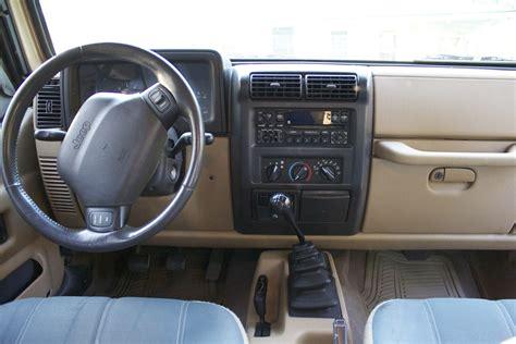 1999 jeep wrangler interior 1999 jeep wrangler interior pictures cargurus