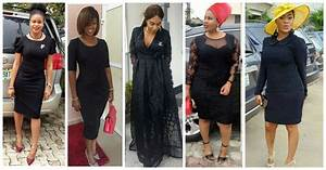 Amazing Shades Of Black Outfit To Rock | A Million Styles ...