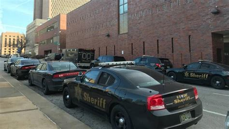Team Of 30 Officers Search Jackson County Jail Again