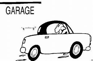 Auto In Der Garage : auto in der garage ausmalbild malvorlage die weite welt ~ Whattoseeinmadrid.com Haus und Dekorationen