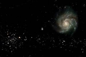 Map of Nearest Galaxies - Pics about space