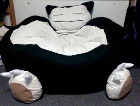 snorlax bean bag chair home design ideas