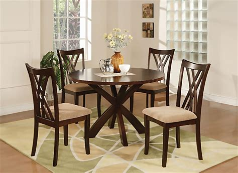 Ruby Casual Dining Room Set  Casual Dinette Sets
