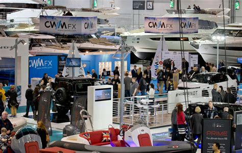 London Boat Show Visitors 2017 by 2015 London Boat Show Sees Visitor Numbers Rise 4 Motor