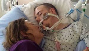 Mum shares heartbreaking last moment with son dying from ...