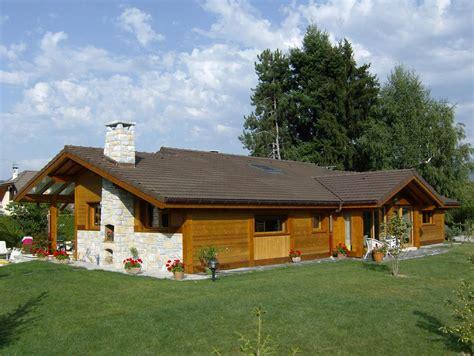 cout d une maison ossature bois vue extrieure de la maison ecologique en bois ralise avec un