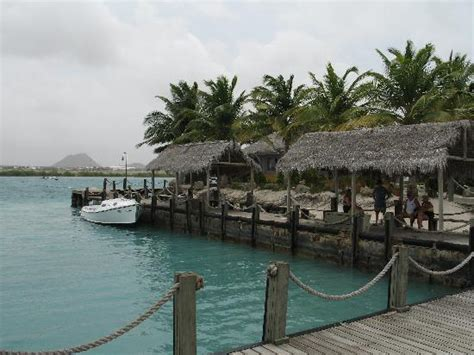 Long Island Casino Boat by Boat Dock At Private Island Picture Of Renaissance Aruba