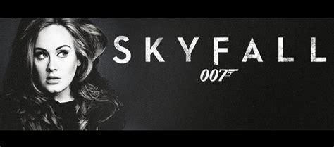 Adele Records The Theme For New James Bond Film 'skyfall