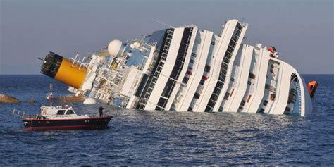 Schip Concordia by Maritime History Costa Concordia Disaster Safety4sea