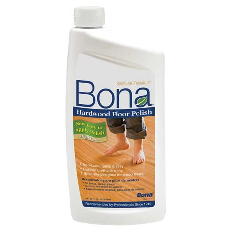 bona hardwood floor high gloss 32 oz 8
