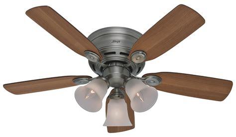 Low Profile Ceiling Fan by 42 Quot Low Profile Plus Ceiling Fan 23857 In Antique
