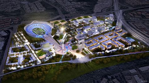 Stadium, Riverfront Park Proposed By City Councilmember