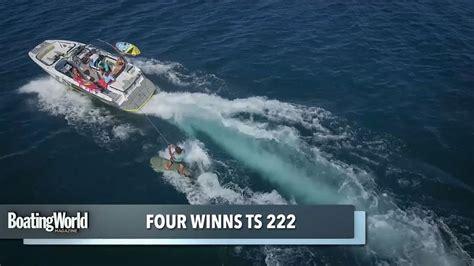 Four Winns Boats Youtube by Four Winns Ts222 Boat Test Youtube