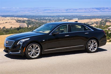Gm's Super Cruise Driving A 2018 Cadillac Ct6 With A Full