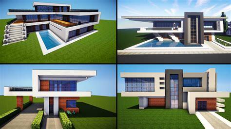 25 best ideas about big houses on big houses minecraft 30 awesome modern house ideas tutorial
