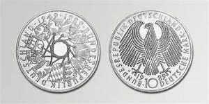 Dm Geschenkkarte Wert : 10 dm gedenkm nzen deutschland brd deutsche mark ~ Markanthonyermac.com Haus und Dekorationen