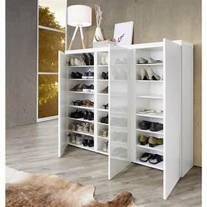 Schuhschrank Flach Weiß : xora schuhschrank wei von xxxlutz ansehen ~ Markanthonyermac.com Haus und Dekorationen