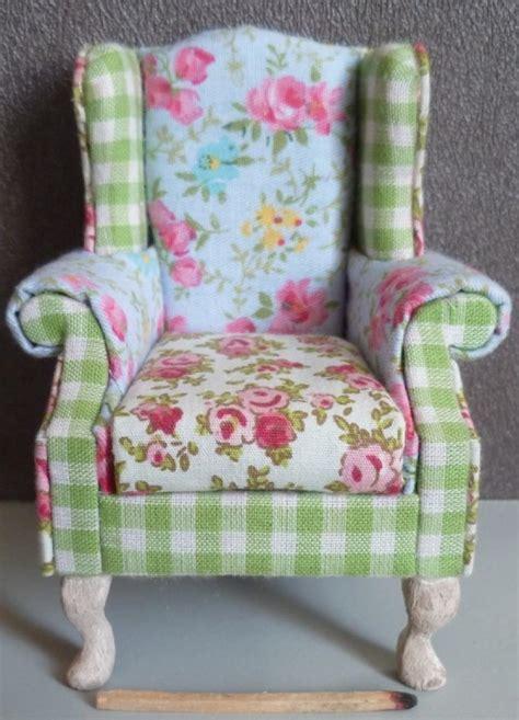 photos canap 233 anglais tissu fleuri