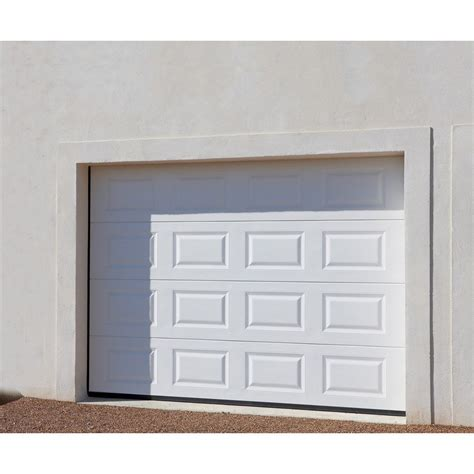 porte de garage sectionnelle excellence h 200 x l 300 cm leroy merlin