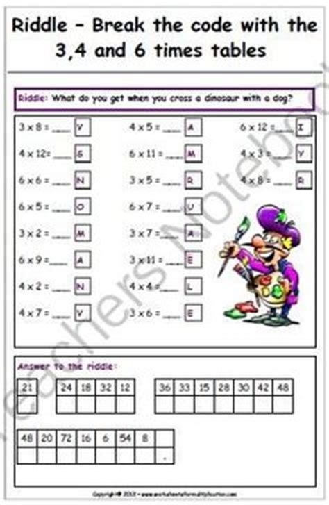 imprimer les tables de multiplication sur une seule page