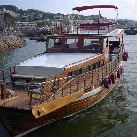 Fishing Boat Hire Hong Kong by 58ft Teak Chinese Junk Saffron Junk Hire Hong Kong