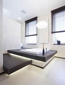 Bad Design Zeitschrift : die besten 25 badezimmer led ideen auf pinterest led badezimmerlichter badideen neubau und ~ Markanthonyermac.com Haus und Dekorationen