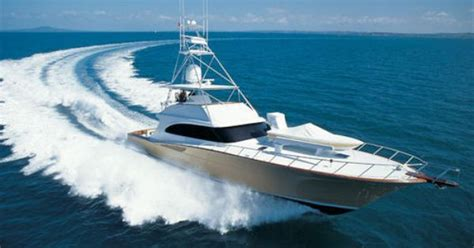 High Performance Ocean Boats by The Top 10 Sport Fisher Yachts Available Today