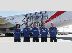 Emirates presented the new Real Madrid A380 Real Madrid CF