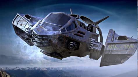 Speed Modeling Sci-fi Spaceship